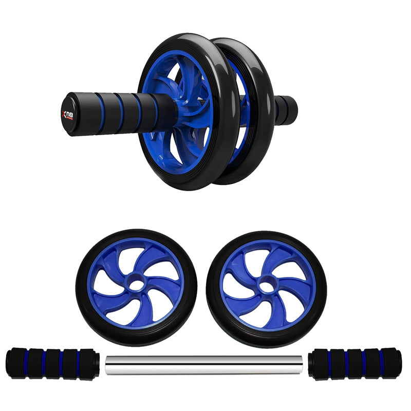Xn8 Sports Fitness Wheel Blue