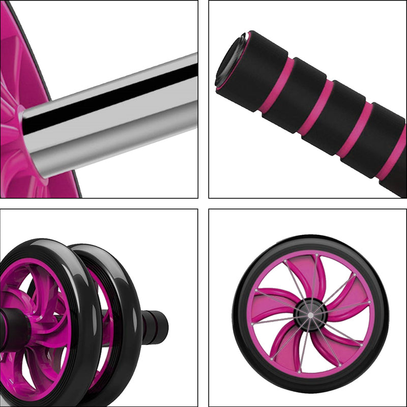 Xn8 Sports Fitness Wheel Purple
