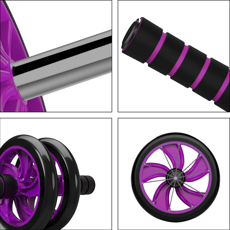 Xn8 Sports Wheel Roller Purple