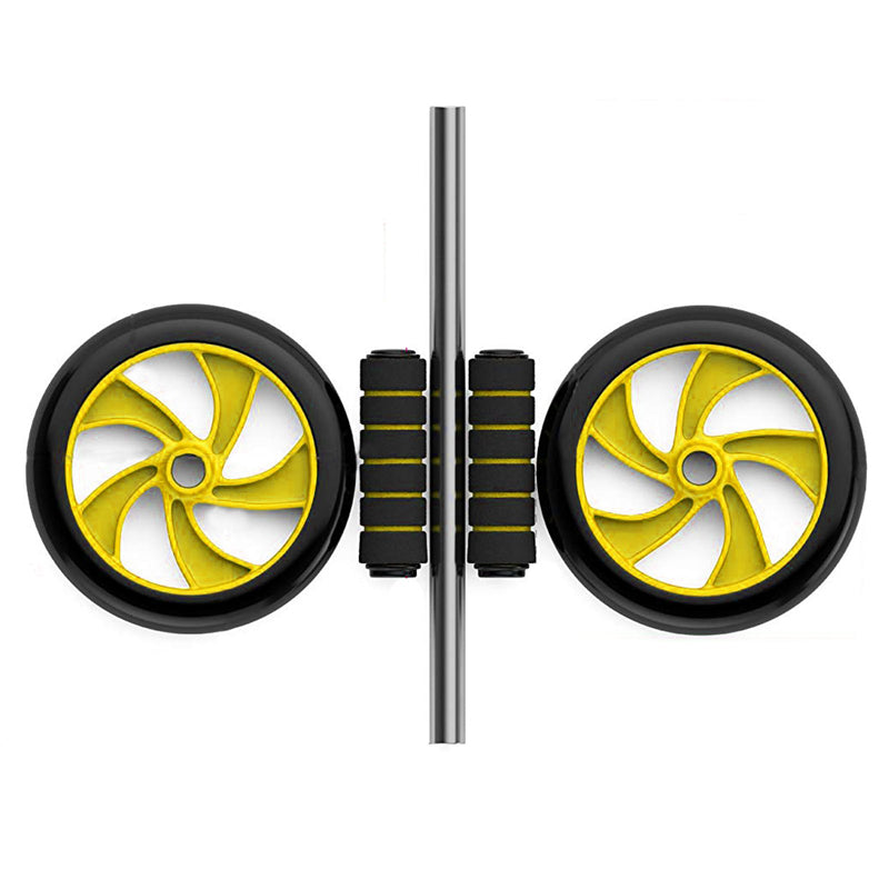 Xn8 Sports Wheel Roller Yellow