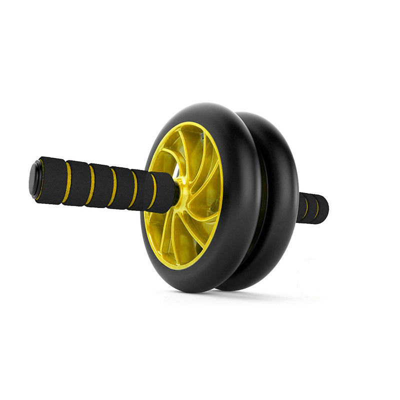 Xn8 Sports Fitness Wheel Yellow