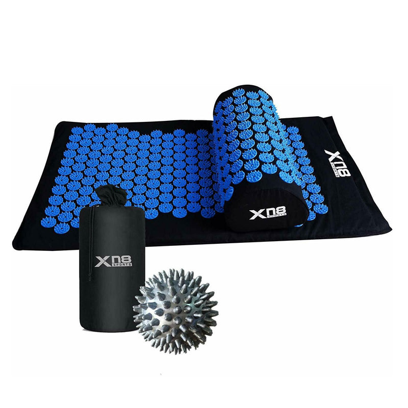 Xn8 Sports Acupressure Mat Blue