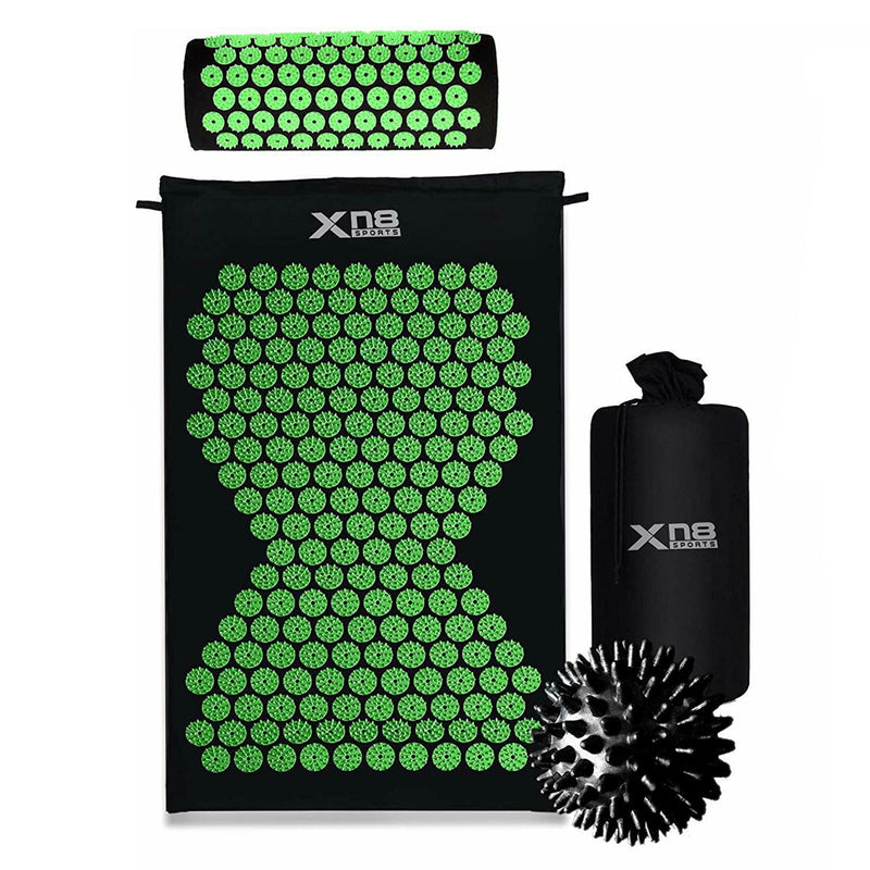 Xn8 Sports Acupressure Mat Black