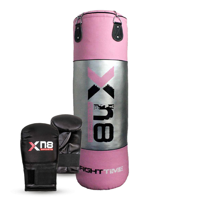 Xn8 Sports Punching Bag For Sale Pink