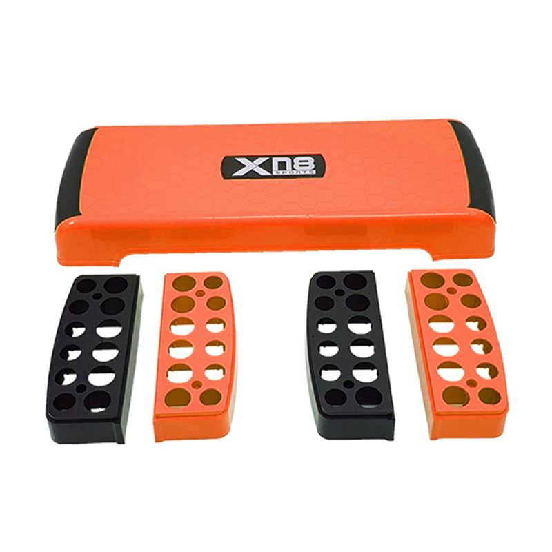 Xn8 Sports Aerobic Stepper Orange Color