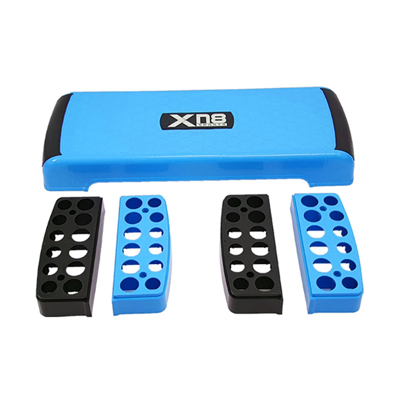Xn8 Sports Aerobic Stepper Plane Blue Color