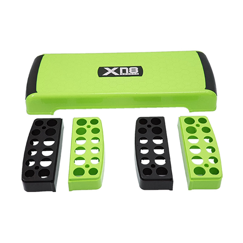 Xn8 Sports Aerobic Step Green Color