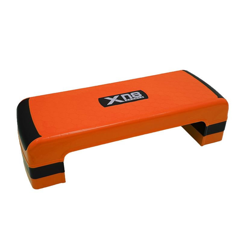 Xn8 Sports Aerobic Stepper Orange