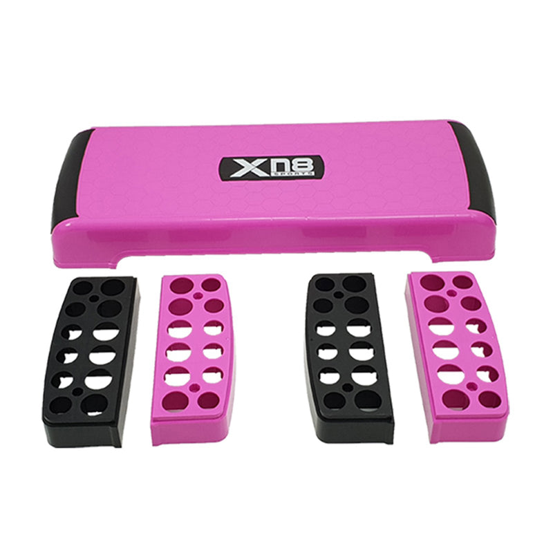 Xn8 Sports Aerobics Stepper Pink Color