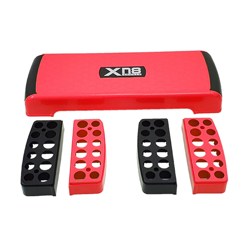 Xn8 Sports Step - Aerobic Red Color