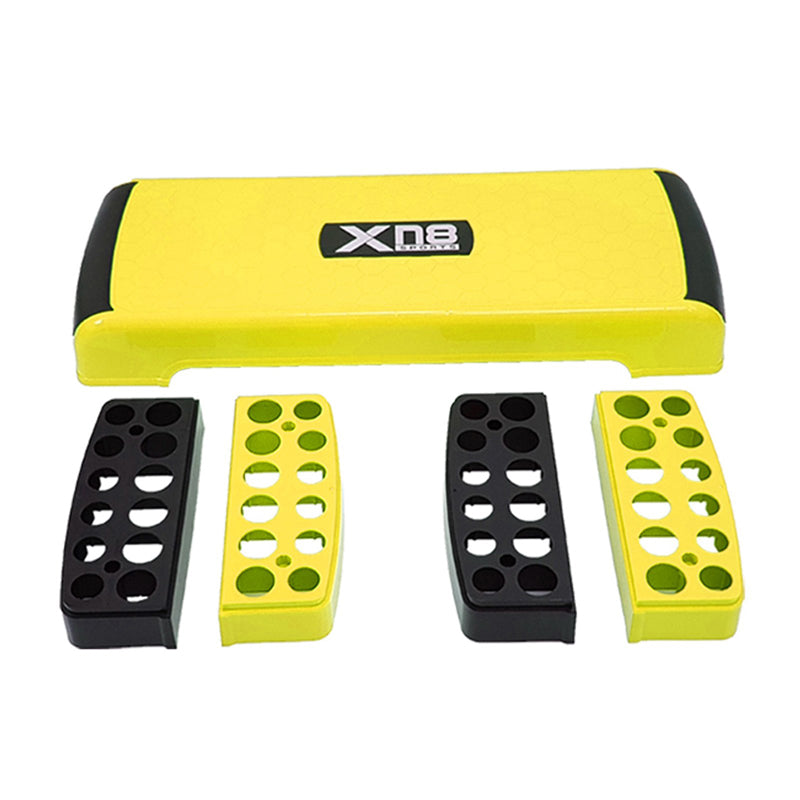 Xn8 Sports Aerobics Stepper Yellow Color