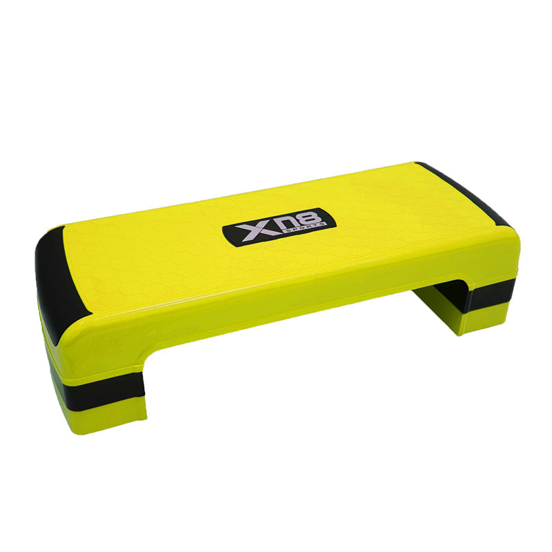 Xn8 Sports Aerobics Stepper Yellow