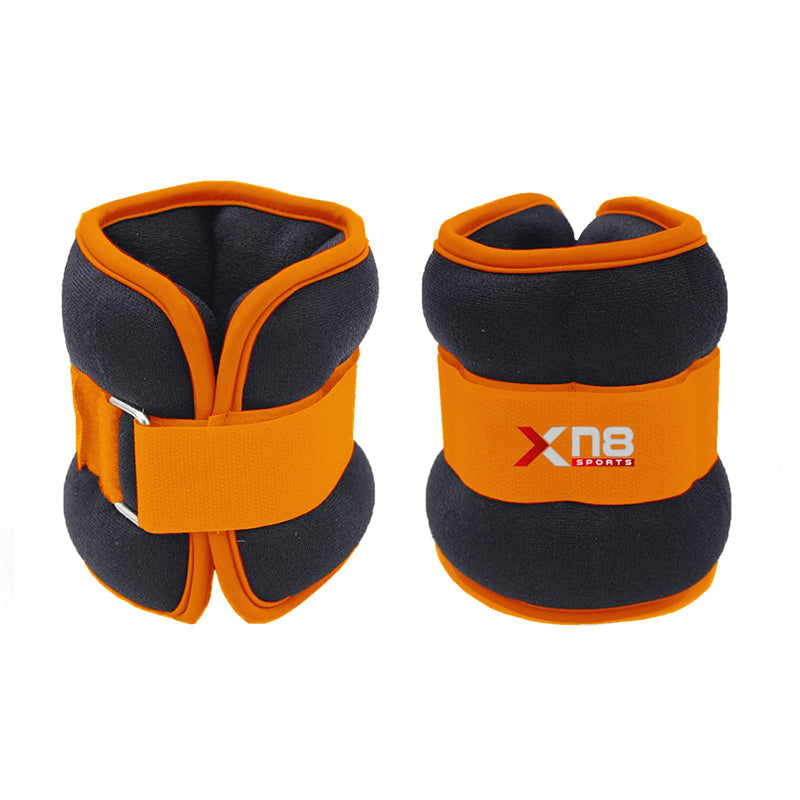 Xn8 Sports 10 Kg Ankle Weights Orange