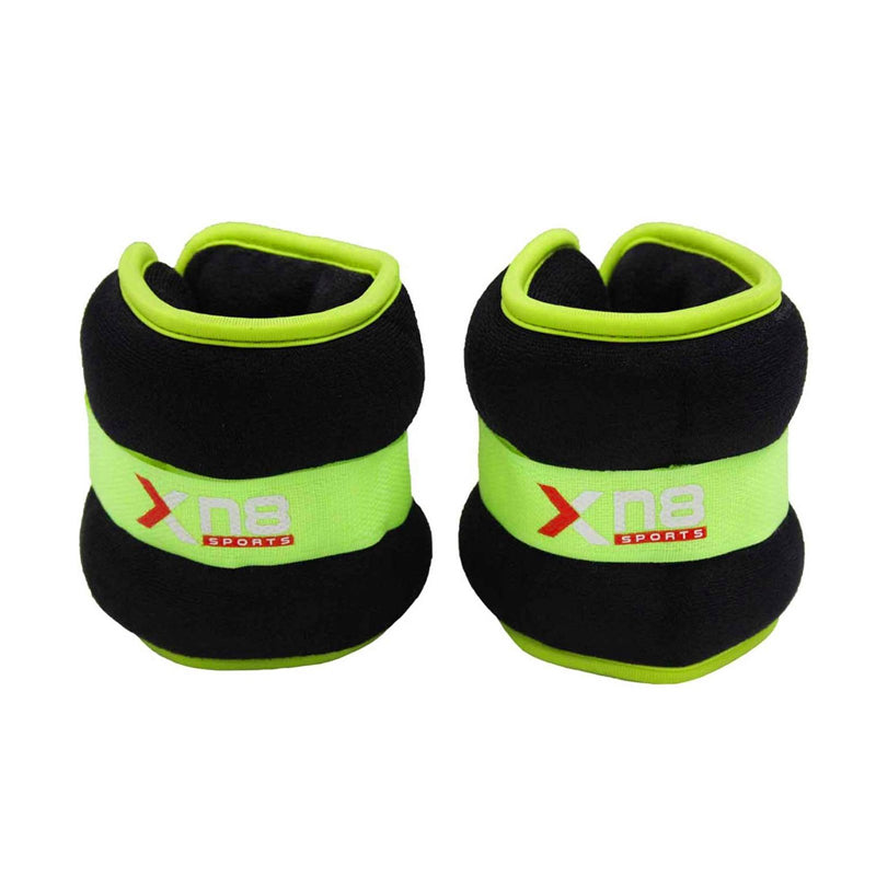Xn8 Sports Ankle Weights Yellow