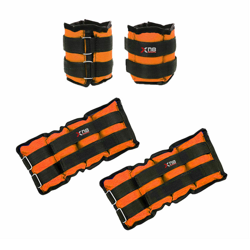 Xn8 Sports Best Ankle Weights Orange