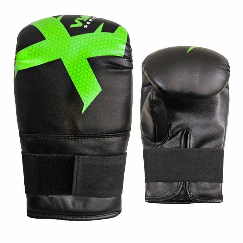 Xn8 Sports Heavy Bag Mitts Green