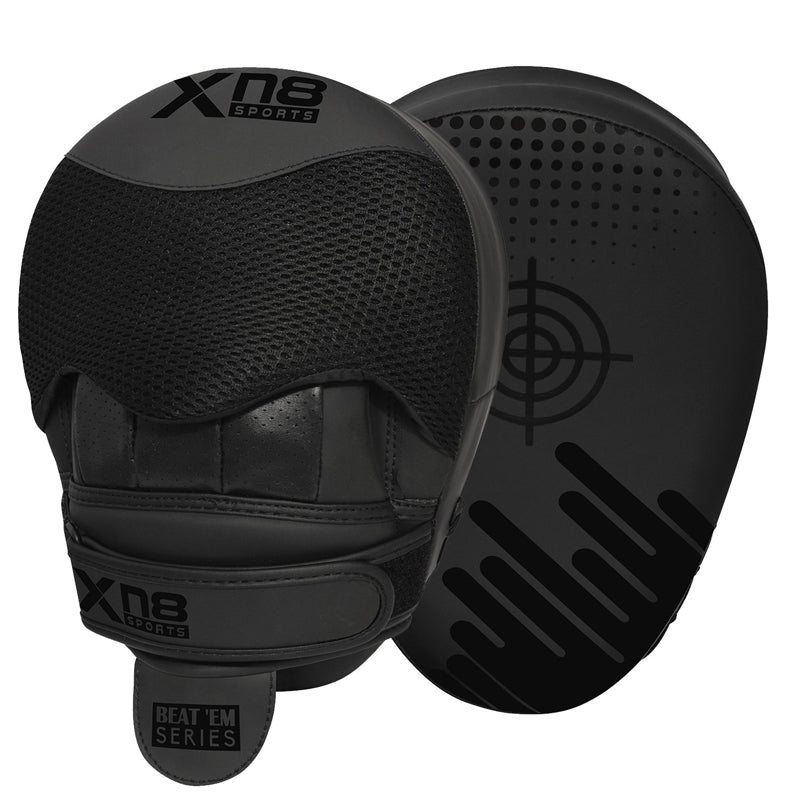XN8 Sports Buy Focus Pads Black