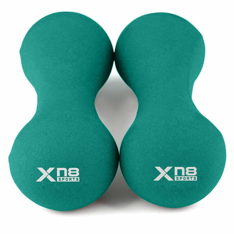 Xn8 Sports Dumbbells Set Turquoise