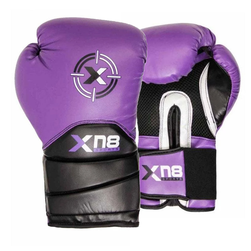Xn8 Sports Online Boxing Gloves Purple