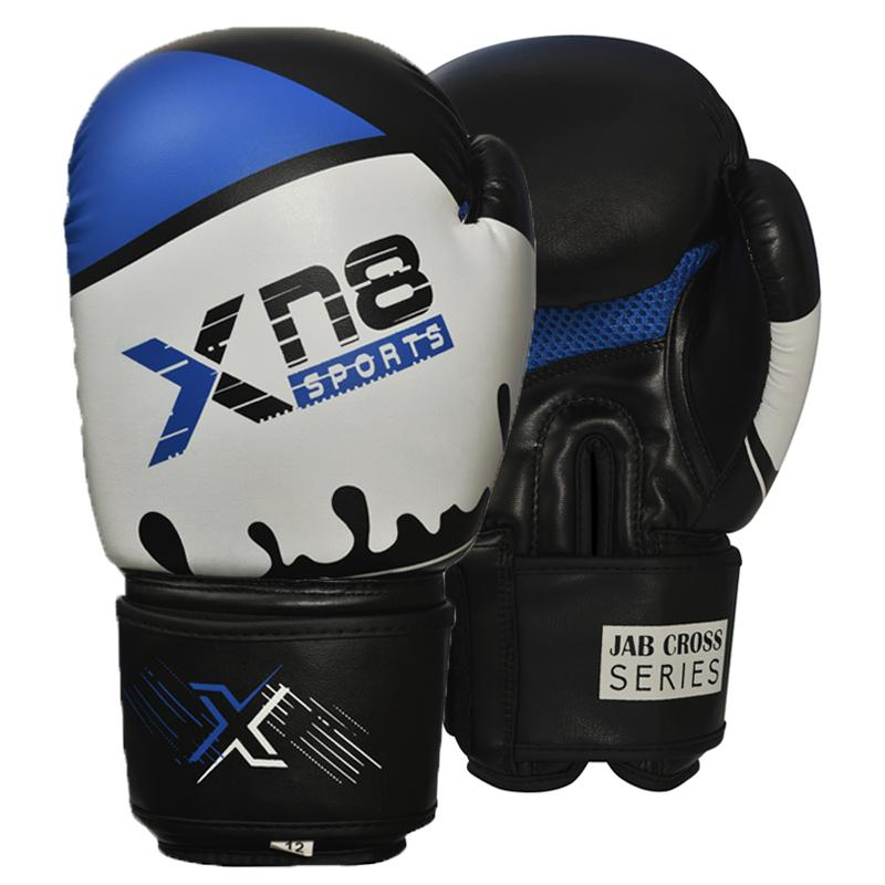 Xn8 Sports Boxing Gloves Kids Blue
