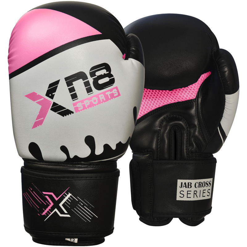 Xn8 Sports Boxing Gloves Kids Pink Color