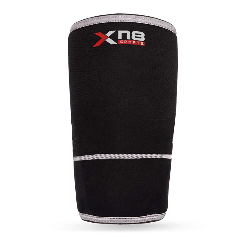 Xn8 Sports Calf Support Grey