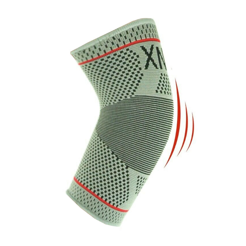 Xn8 Sports Elbow Support For Gym Grey