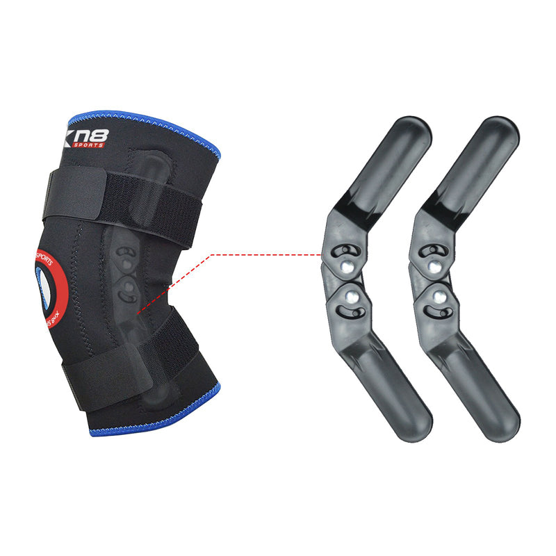 Xn8 Sports Knee Support Brace Blue