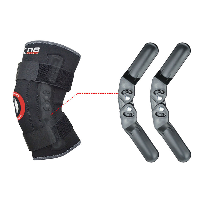 Xn8 Sports Best Knee Support Grey