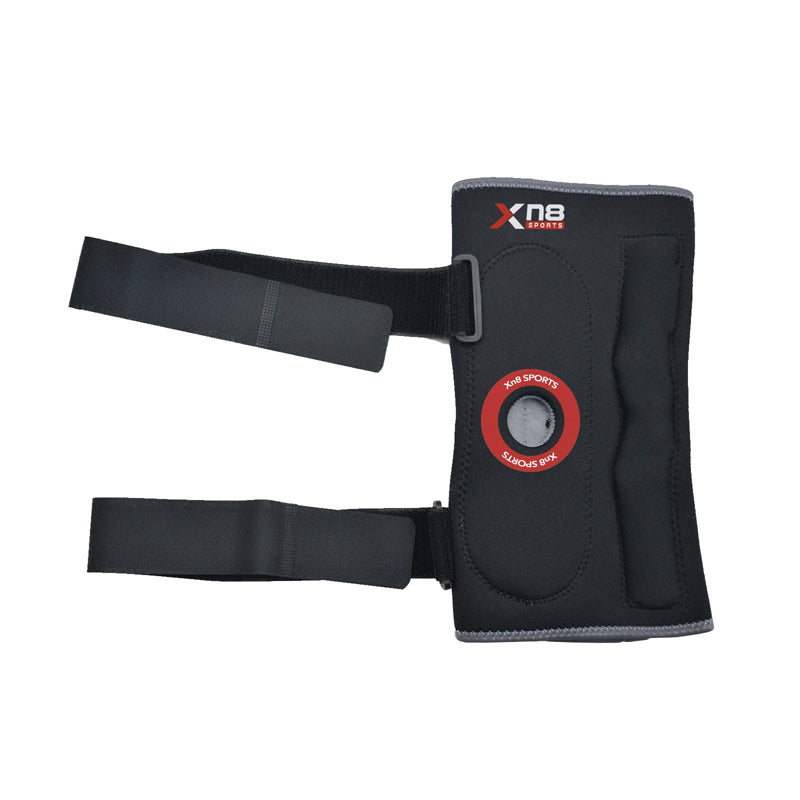 Xn8 Sports Womens Knee Brace Grey