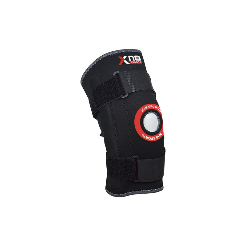 Xn8 Sprots Sports Knee Support Grey