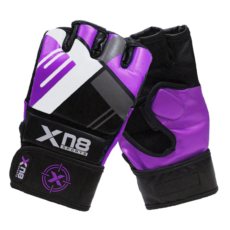 Xn8 Sports Gloves For MMA Purple