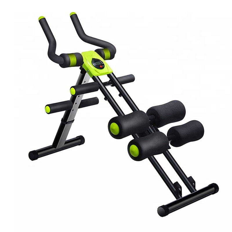 Xn8 Sports Adjustable Abs Bench Green