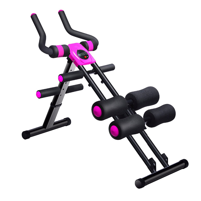Xn8 Sports Adjustable Abs Bench Pink