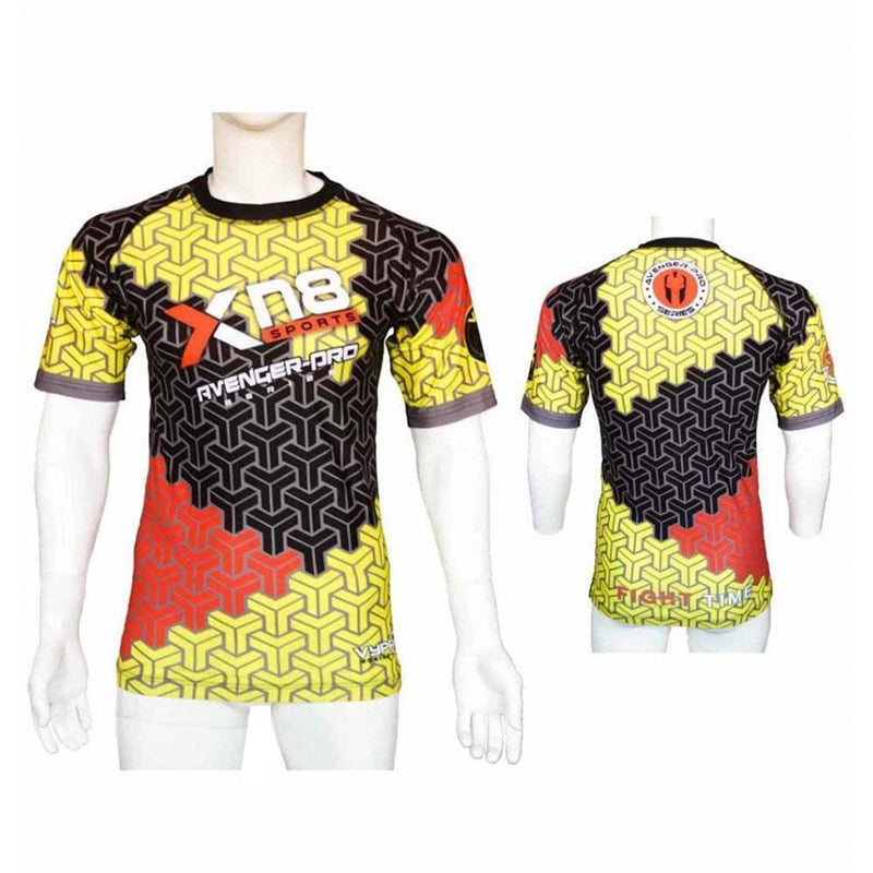 Xn8 Sports Rash Guard For Boys
