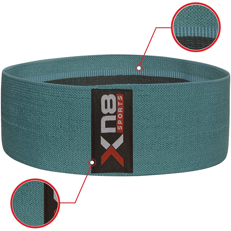 Xn8 Sports Workout Bands Blue
