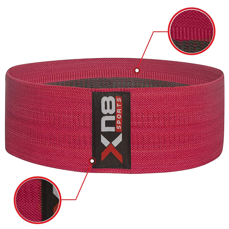 Xn8 Sports Resistance Loop Bands Pink
