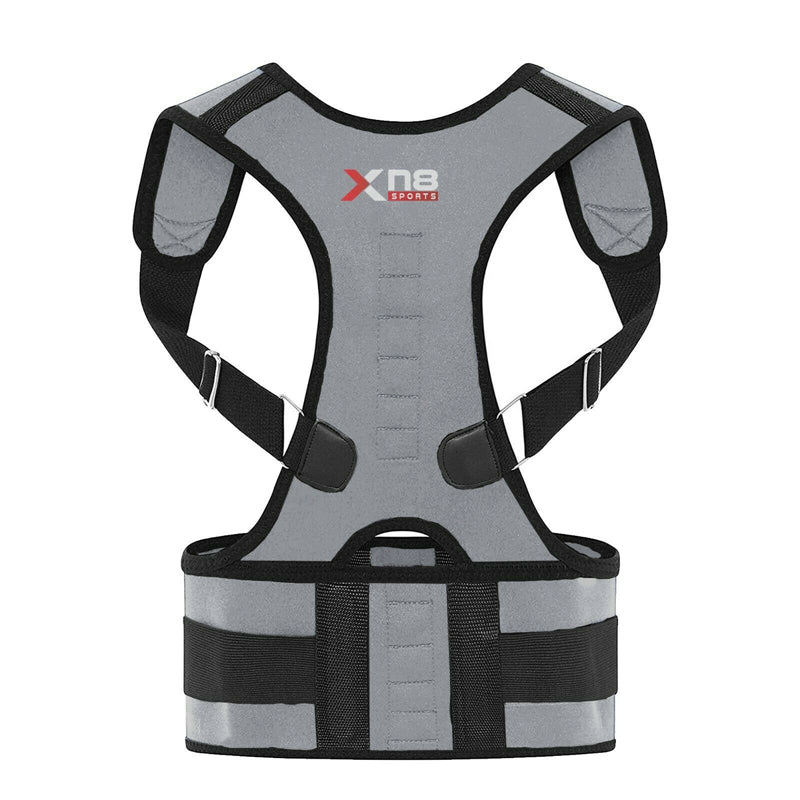 Xn8 Sports Belt To Support Back Grey