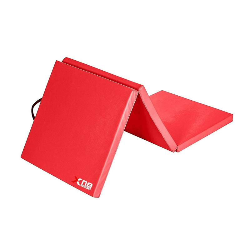Xn8 Sports Gymnastic Mat For Kids Red