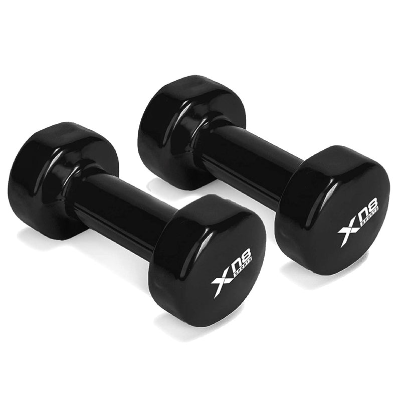 Xn8 Sports Dumbbells Set Black