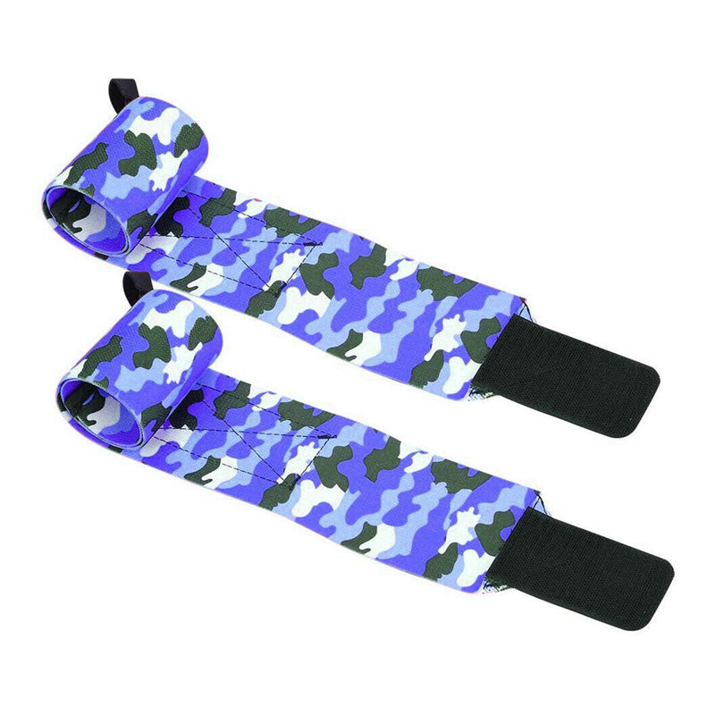 Xn8 Sports Wrist Strap Camouflage Blue Color