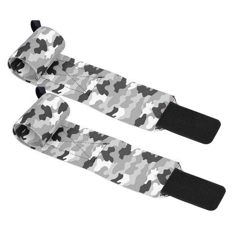 Xn8 Sports Wrist Straps Camouflage Grey Color