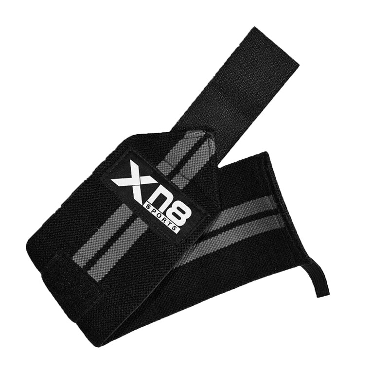 Xn8 Sports Wrist Straps Lifting Grey Color
