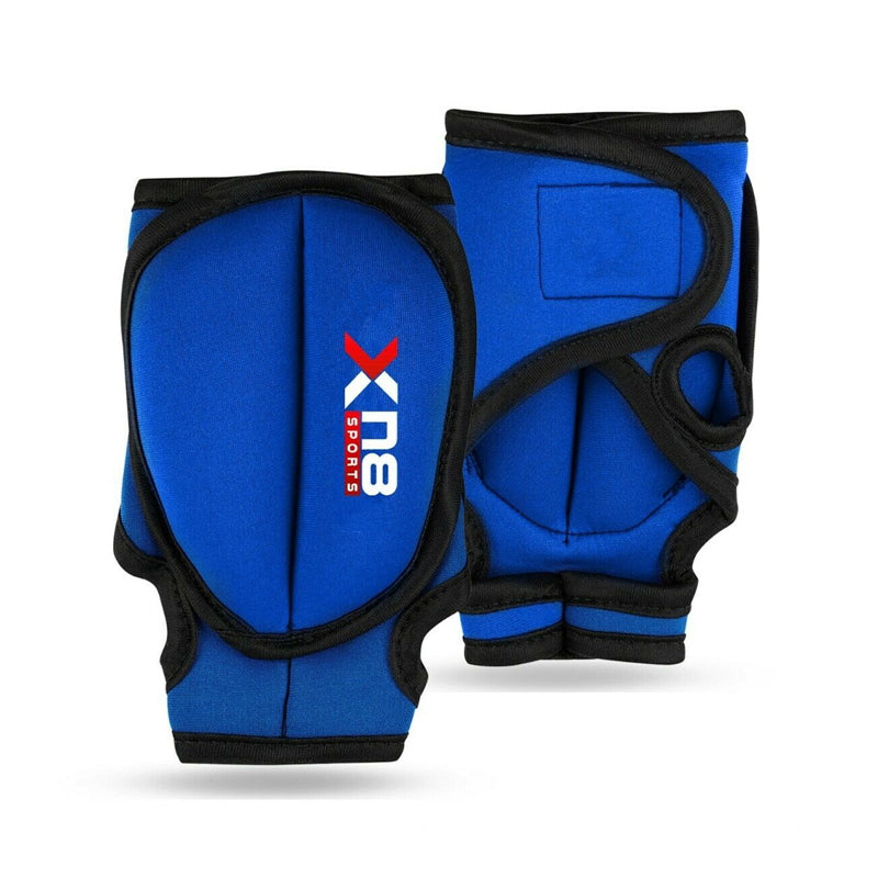 Xn8 Sports weighted hand gloves Blue