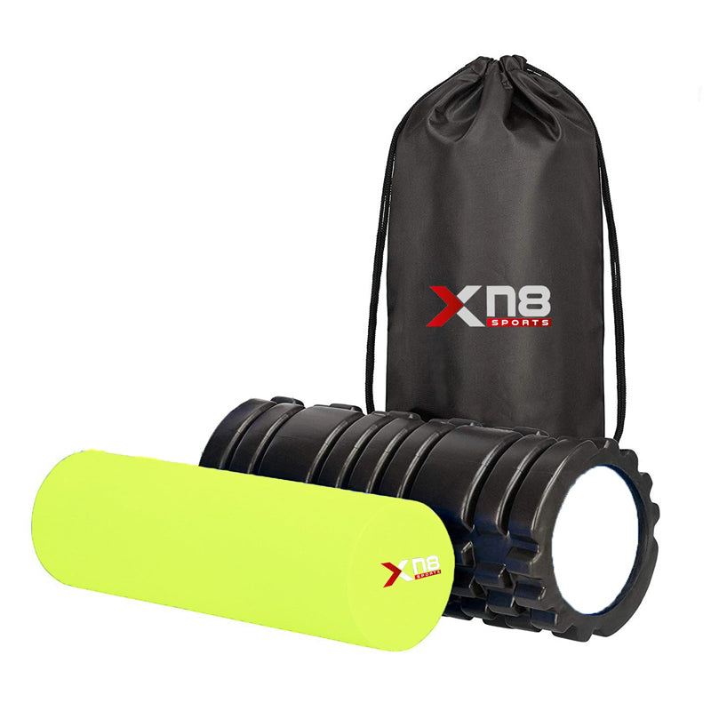 Xn8 Sports Yoga Roller Pack