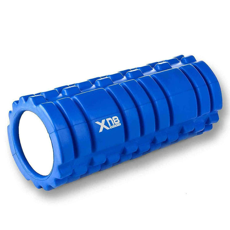 Xn8 Sports Massage Roller Blue