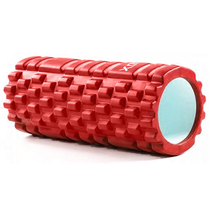Xn8 Sports Yoga Back Roller Red