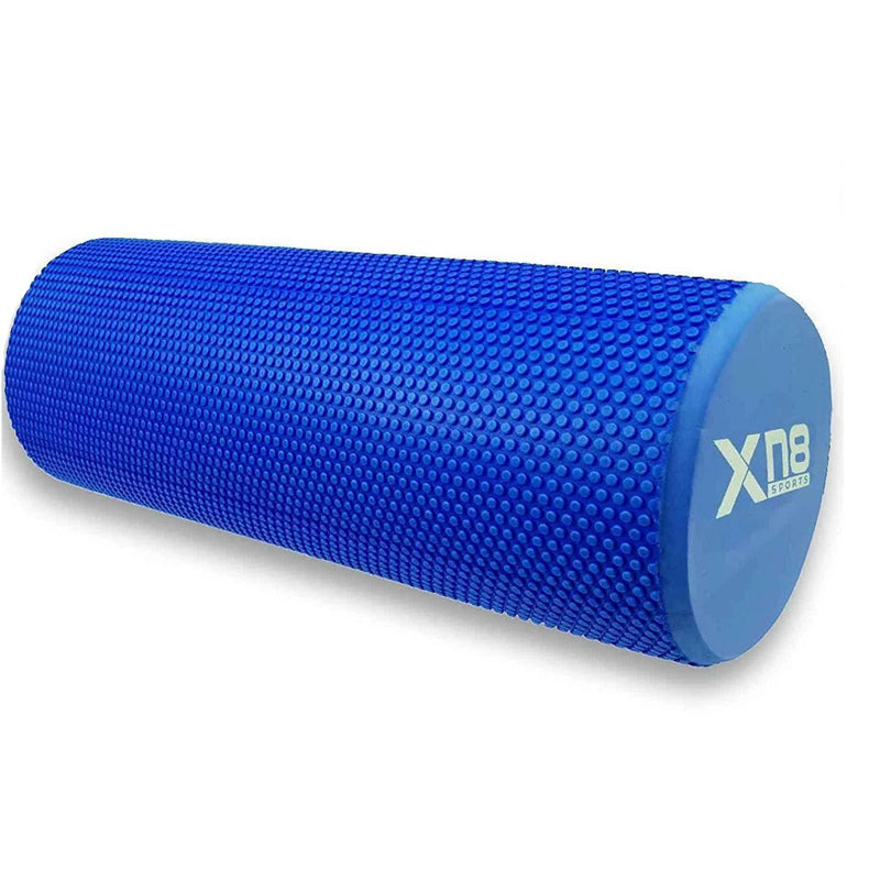 Xn8 Sports Yoga Foam Roller Blue
