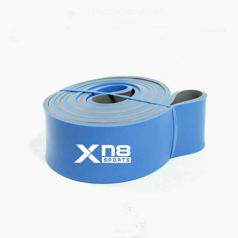 Xn8 Sports Exercises For Resistance Bands Blue