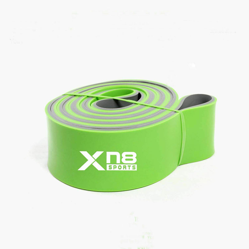 Xn8 Sports Resistance Bands for Exercise Green
